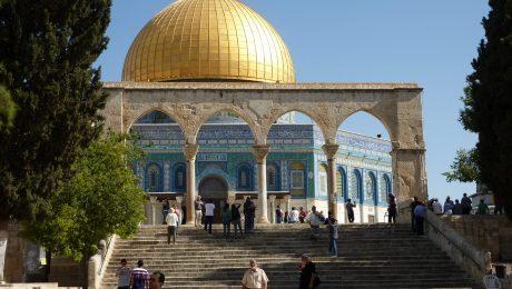 Der Felsendom auf dem Tempelberg in Jerusalem – Ort des Gebetes und Ort des Streites
